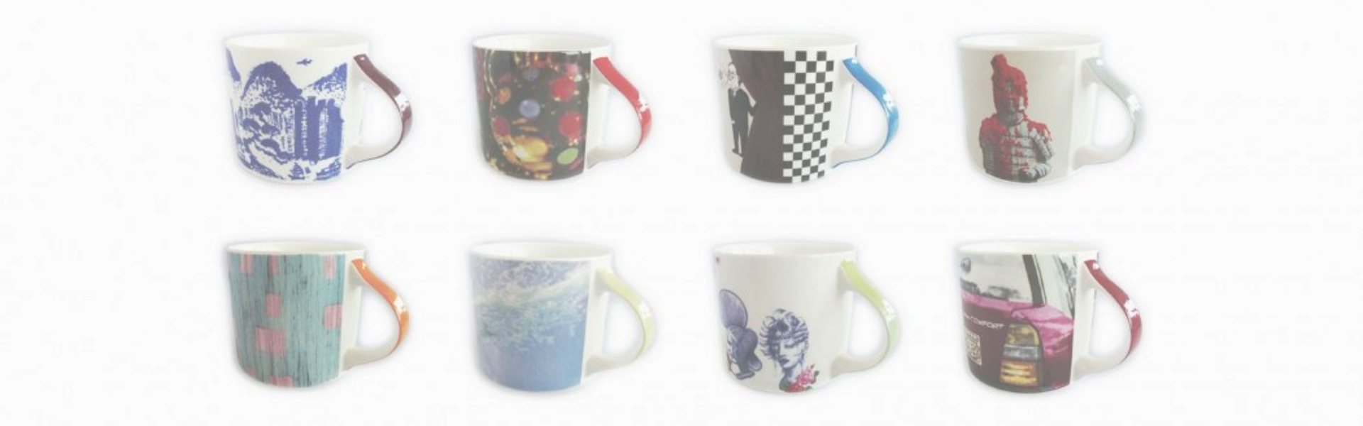 Limited Edition Mugs