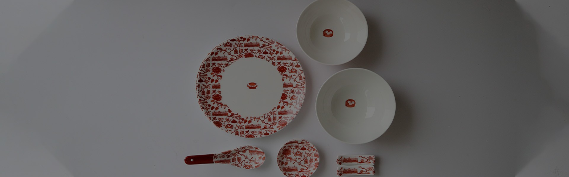 Chinese Dining Set