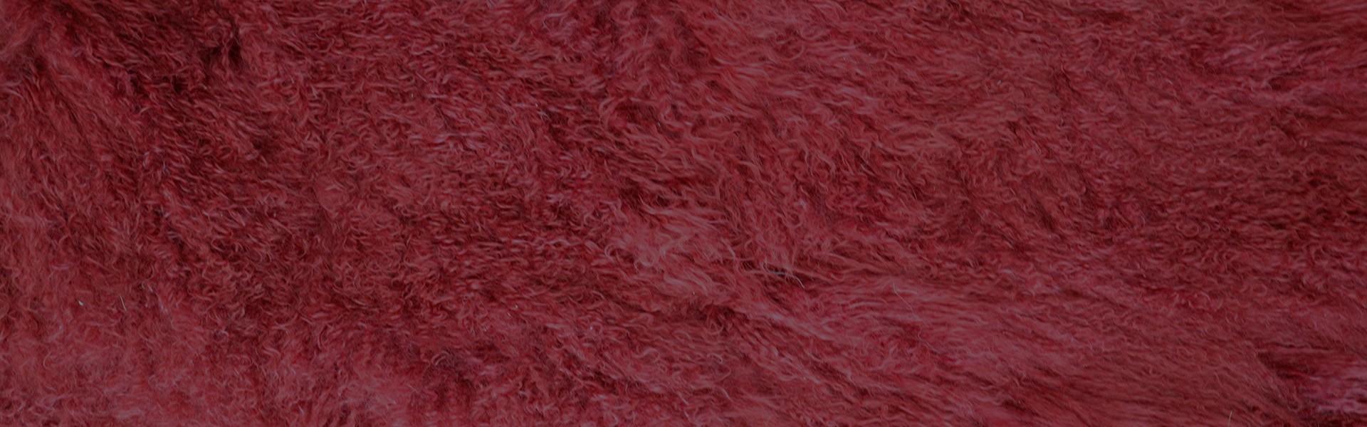 Mongolian Fur Rugs